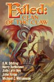 Book Cover Exiled: Clan of the Claw, Book One