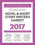 Book Cover Novel & Short Story Writer's Market 2017: The Most Trusted Guide to Getting Published