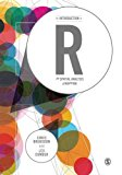 Book Cover An Introduction to R for Spatial Analysis and Mapping