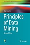 Book Cover Principles of Data Mining (Undergraduate Topics in Computer Science)