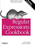 Book Cover Regular Expressions Cookbook