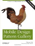 Book Cover Mobile Design Pattern Gallery, Color Edition