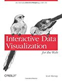 Book Cover Interactive Data Visualization for the Web