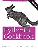 Book Cover Python Cookbook, Third edition