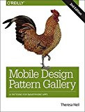 Book Cover Mobile Design Pattern Gallery: UI Patterns for Smartphone Apps