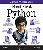 Book Cover Head First Python