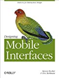 Book Cover Designing Mobile Interfaces