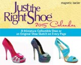 Book Cover Just the Right Shoe 2015 Mini Day-to-Day Calendar