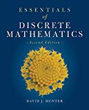Book Cover Essentials Of Discrete Mathematics (The Jones & Bartlett Learning Inernational Series in Mathematics)