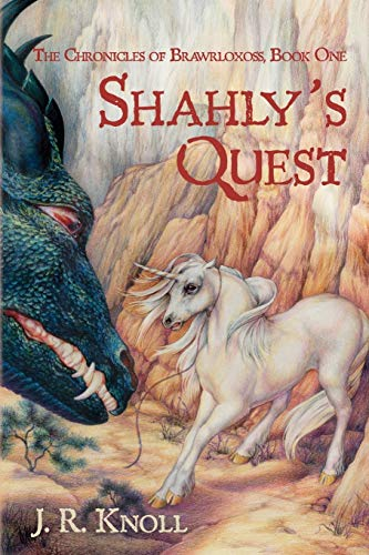 Book Cover Shahly's Quest: The Chronicles of Brawrloxoss, Book 1