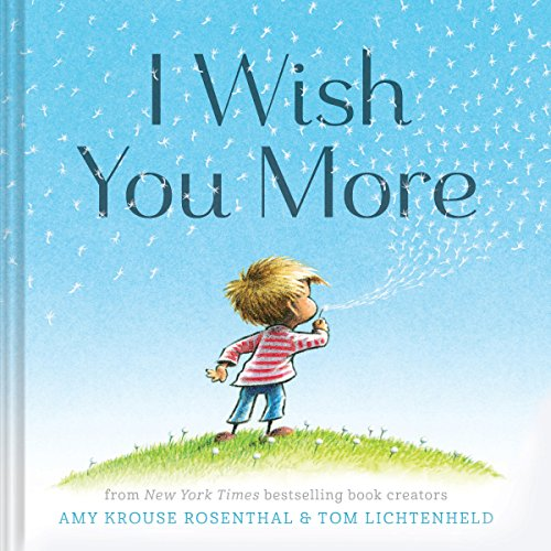 Book Cover I Wish You More