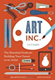 Book Cover Art, Inc.: The Essential Guide for Building Your Career as an Artist