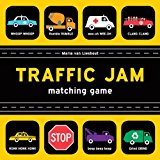 Book Cover Traffic Jam Matching Game
