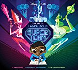 Book Cover The Art of Sanjay's Super Team