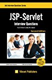 Book Cover JSP-Servlet Interview Questions You'll Most Likely Be Asked