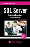Book Cover SQL Server Interview Questions You'll Most Likely Be Asked