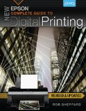 Book Cover New Epson Complete Guide to Digital Printing