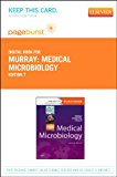 Book Cover Medical Microbiology - Elsevier eBook on VitalSource (Retail Access Card), 7e
