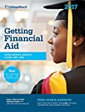 Book Cover Getting Financial Aid 2017 (College Board Getting Financial Aid)