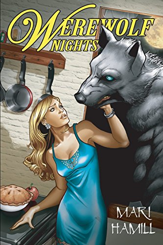Book Cover Werewolf Nights