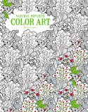 Book Cover Natural Wonders   Color Art for Everyone - Leisure Arts (6704)
