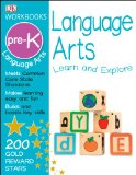 Book Cover DK Workbooks: Language Arts, Pre-K