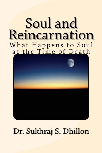 Book Cover Soul and Reincarnation: What Happens to Soul at the Time of Death