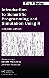 Book Cover Introduction to Scientific Programming and Simulation Using R, Second Edition (Chapman & Hall/CRC The R Series)