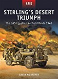 Book Cover Stirling's Desert Triumph: The SAS Egyptian Airfield Raids 1942