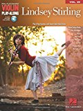 Book Cover Lindsey Stirling - Violin Play-Along Volume 35 (Book/CD)