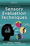 Book Cover Sensory Evaluation Techniques,  Fifth Edition