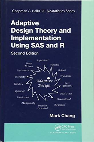 Adaptive Design Theory and Implementation Using SAS and R, Second Edition (Chapman & Hall/CRC Biostatistics Series)