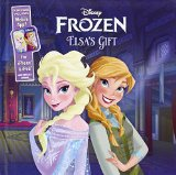 Book Cover Elsa's Gift: Purchase Includes Mobile App! For iPhone & iPad