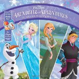 Book Cover Frozen Arendelle Adventures: Read-And-Play Storybook: Purchase Includes Mobile App for iPhone and iPad!