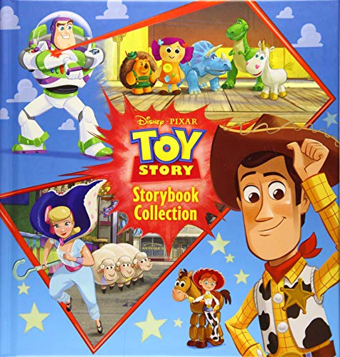 Book Cover Toy Story Storybook Collection