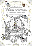 Book Cover Art of Coloring: Disney Animals: 100 Images to Inspire Creativity and Relaxation