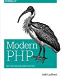 Book Cover Modern PHP: New Features and Good Practices