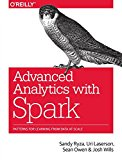 Book Cover Advanced Analytics with Spark: Patterns for Learning from Data at Scale