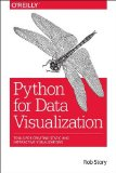 Book Cover Python for Data Visualization