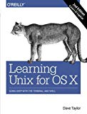 Book Cover Learning Unix for OS X: Going Deep With the Terminal and Shell