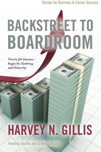 Backstreet to Boardroom: Praxis for Success - Sagacity, Gaming and Temerity
