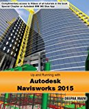 Book Cover Up and Running with Autodesk Navisworks 2015