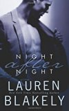 Book Cover Night After Night (Seductive Nights: Julia & Clay Book 1) (Volume 1)