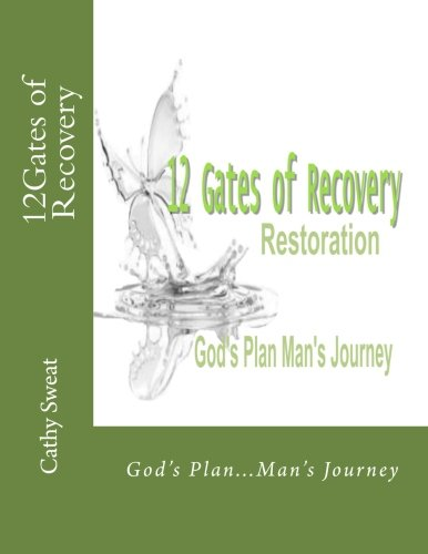 Book Cover 12Gates of Recovery