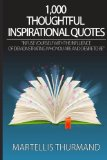 Book Cover 1,000 Thoughtful Inspirational Quotes
