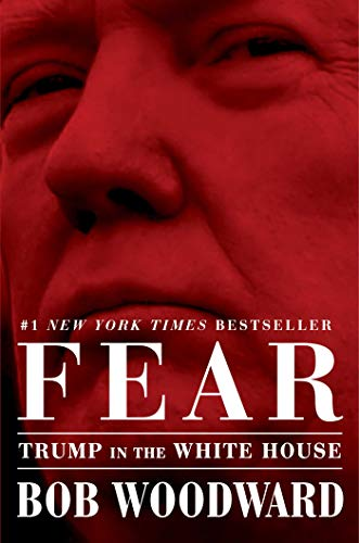Book Cover Fear: Trump in the White House
