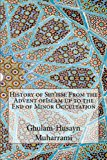 Book Cover History of Shi'ism: From the Advent ofIslam up to the End of Minor Occultation