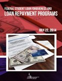 Book Cover Federal Student Loan Forgiveness and Loan Repayment Programs