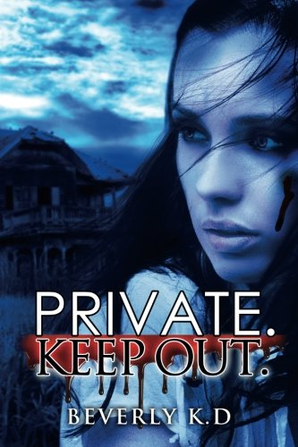 Book Cover Private Keep Out.: Dead of night duology