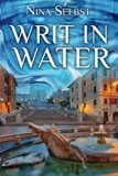 Book Cover Writ in Water